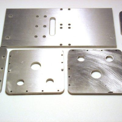 Water Jet Cutting Parts