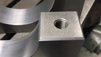 Threading done in full-service machine shop